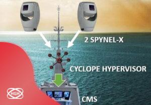 Naval Spynel system setup