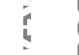 logo hgh white