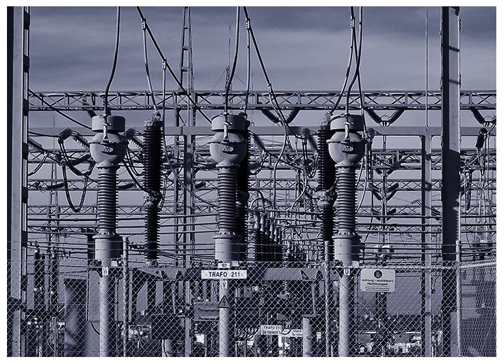 Surveillance des sous stations électriques avec la caméra infrarouge panoramique SPYNEL