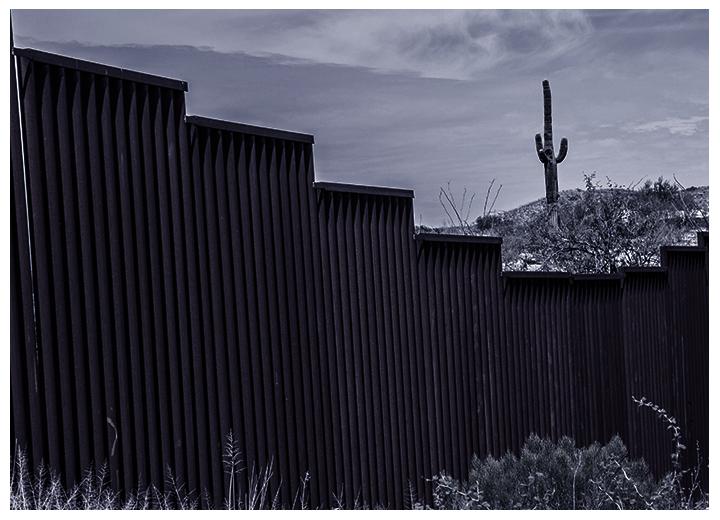 Surveillance des frontières avec la caméra panoramique SPYNEL