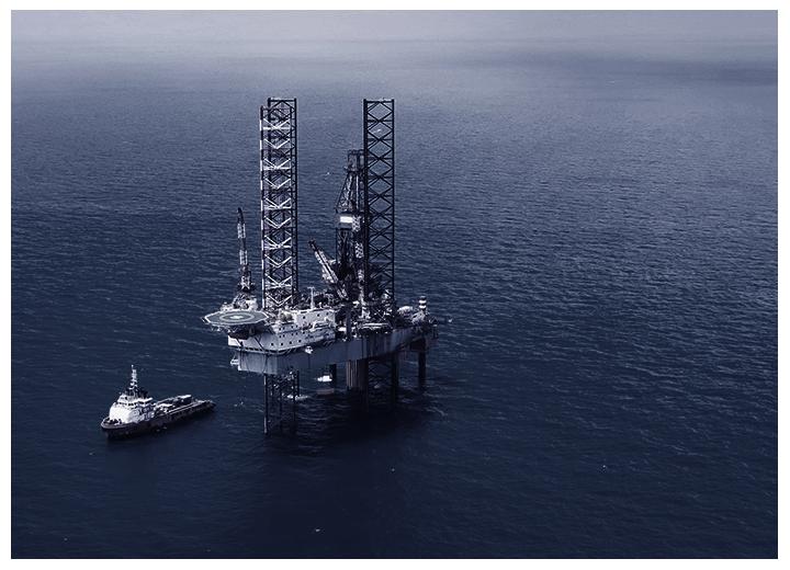 Séurité et surveillance des plateformes offshore avec les caméras SPYNEL panoramiques thermiques