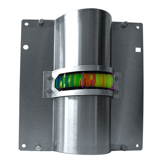 Kilnscan Scanner de four rotatif