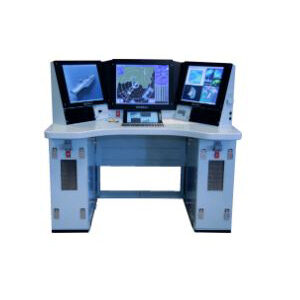 SPYNEL IRST setup on monitors