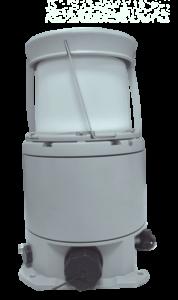 Spynel M radar to detect intrusions