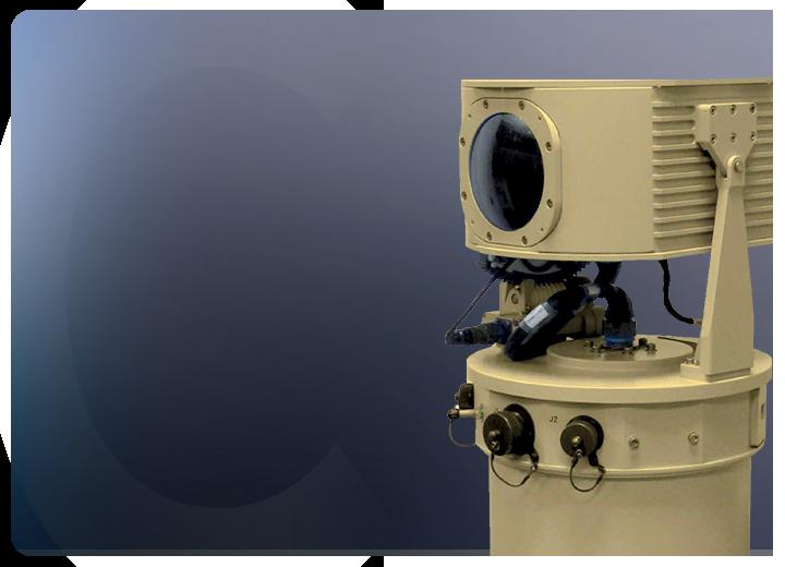 Long range Panoramic thermal camera