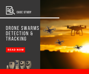 Drone swarm detection and tracking read he case study