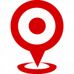 red location icon