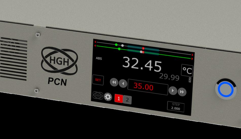 PCN touchscreen controller